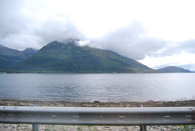 Loch Linnhe from the A82