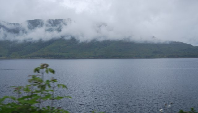 Low Cloud, Loch Linnhe