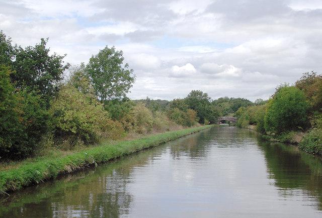 Shropshire Union Canal near Church Eaton, Staffordshire