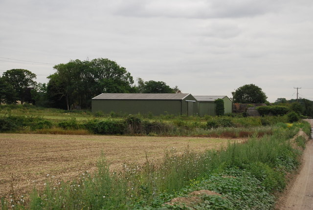 Farm building, Burham Court