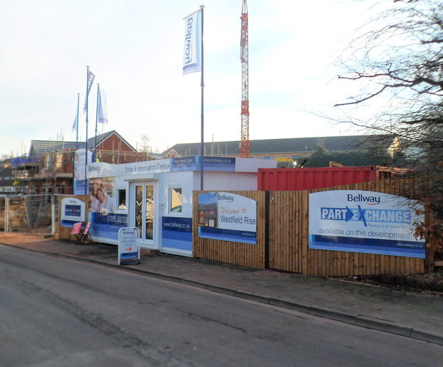 Bellway Sales & Information Centre, Westfield Rise, Malpas, Newport