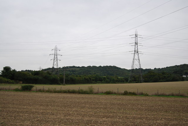 Two pylons