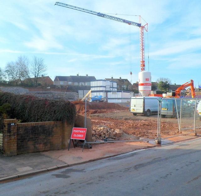 New neighbours soon for number 43 Westfield Way, Malpas, Newport