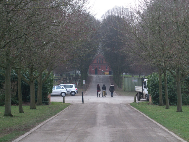 Whitworth Road Cemetery