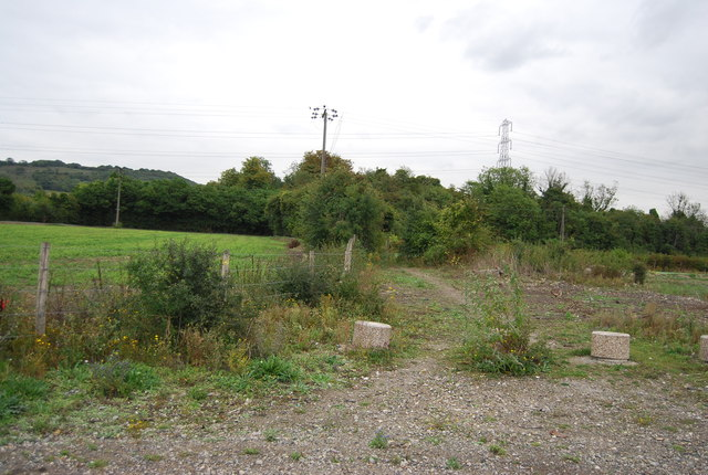 Footpath to Margetts Lane