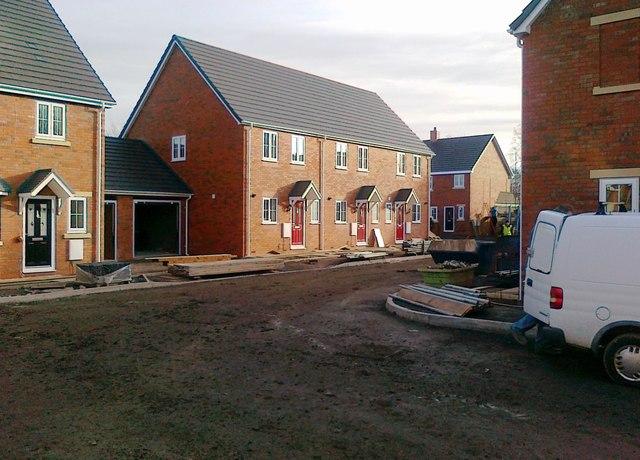 Housing Development, Bloxwich