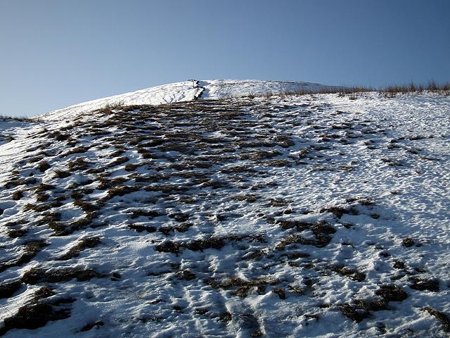 Ascending Park Fell