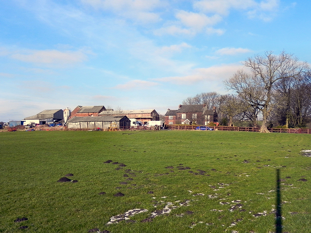 Langley Hall Farm