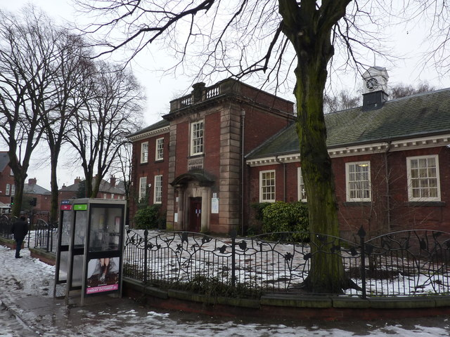 Pear Tree Library, Derby