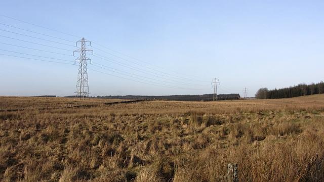 Beauly - Denny  power line