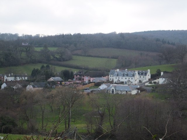 Houses at Radfords