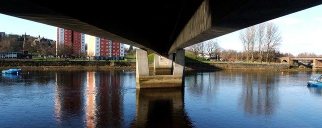 Under the Artizan Bridge