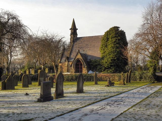 Atherton Cemetery