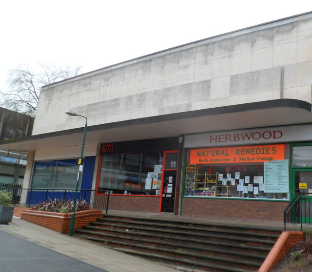 Herbwood and Betty's, Newport