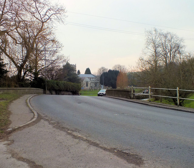 Coombe Bridge