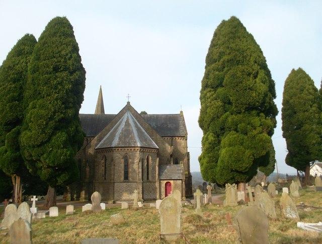 St John the Evangelist, Cinderford