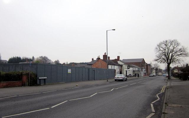 Bromsgrove Development Site