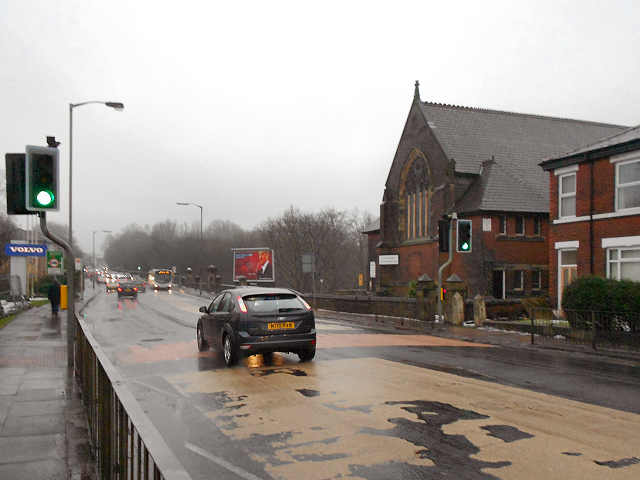 Manchester Road (A56)
