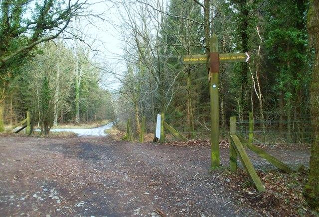 Crossways Signpost