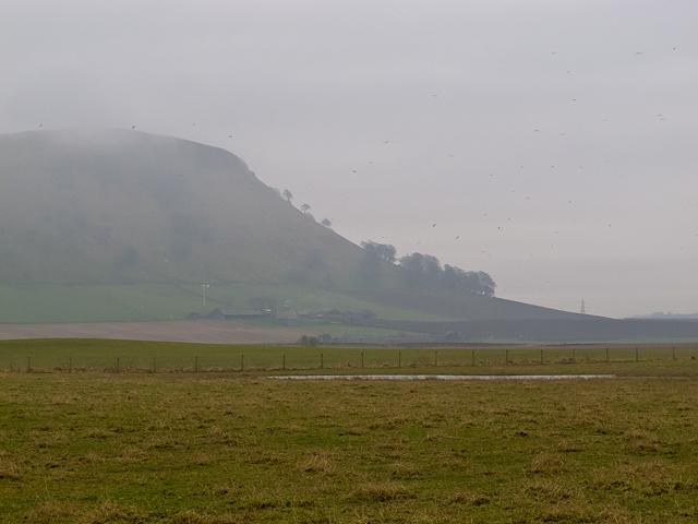 Farmland near Classlochie