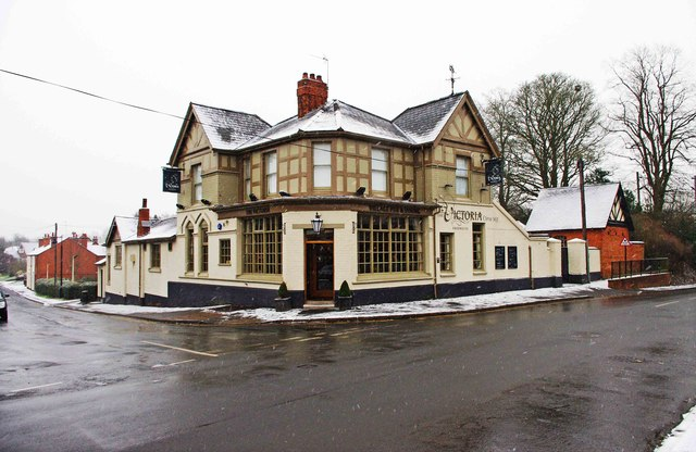 The Victoria (1), 113 Hewell Road, Barnt Green
