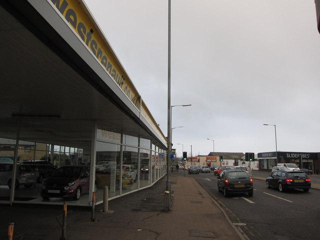 Wests Renault, Newmarket Road