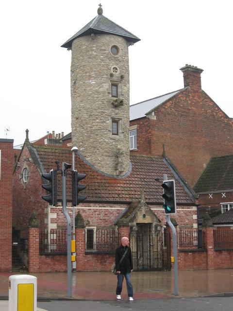 The Pumpkin Tower, Trowbridge