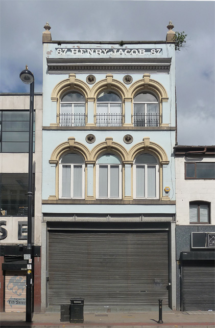 87 Oldham Street, Manchester