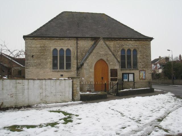 Welton and Dunholme Methodist chapel