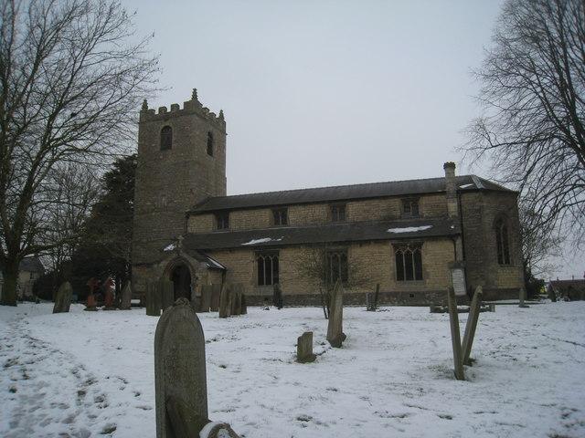 St. Mary's, Welton