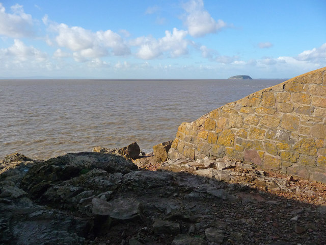 Brean Down - Brean Down Fort