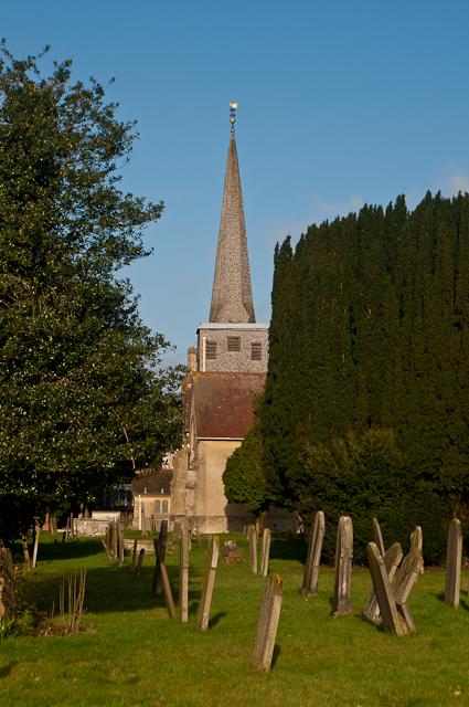 St Bartholomew's Church, Horley