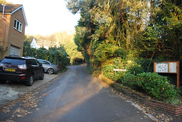 Bushey Hill Rd
