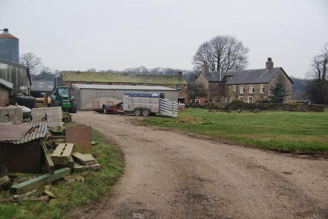 Cuerdale Hall Farm