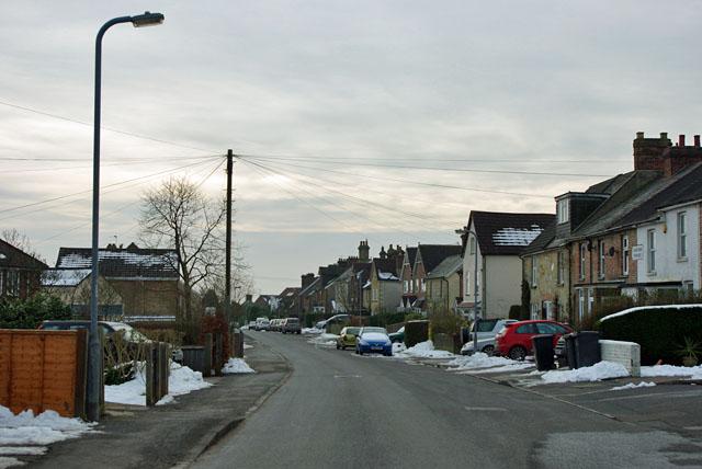 Queen's Road, Crowborough