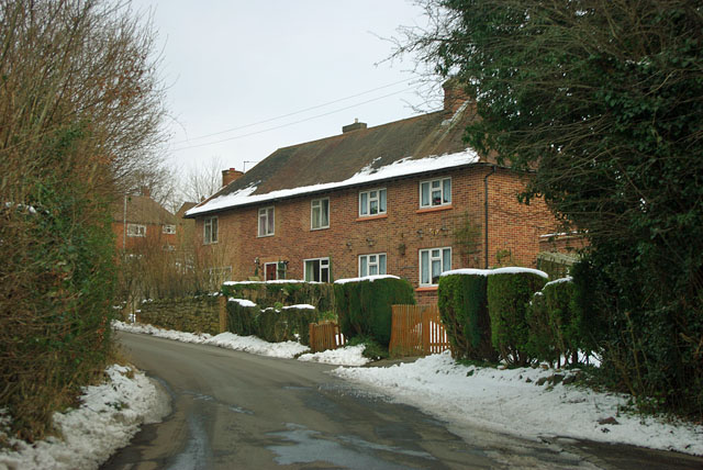 Houses on Stone Cross Road
