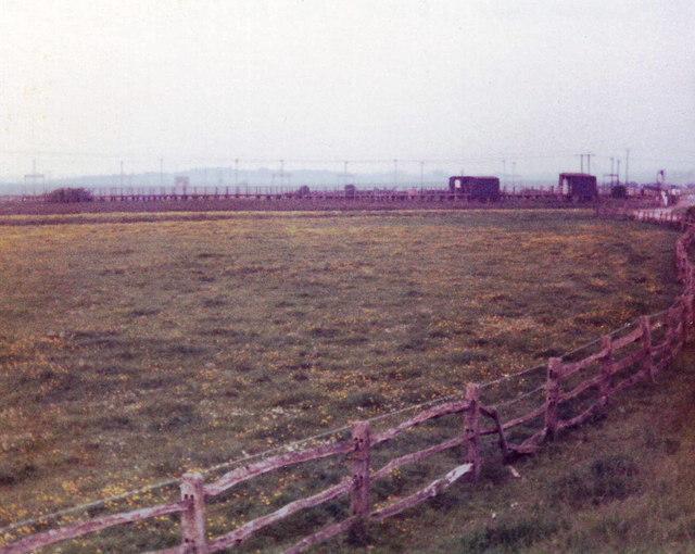 Normans Bay Halt, East Sussex in 1982
