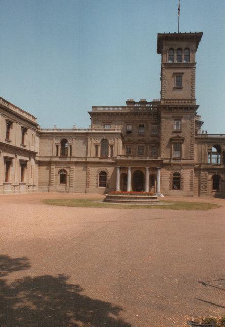 Osborne House 1984