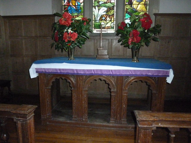 A late November visit to St Nicholas, Newnham (10)