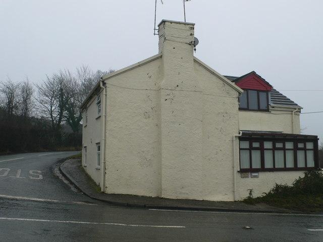House near Smelt Wood