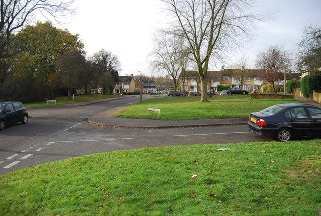 Cooper Rd, Wakehurst Drive junction