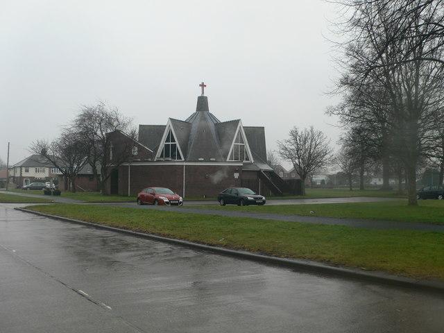 St John's Church, Rhosesni