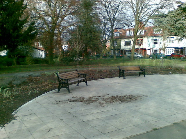 Park, Spinney Hills