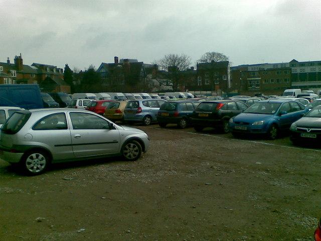 Temporary Car Park