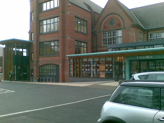 St Martins House