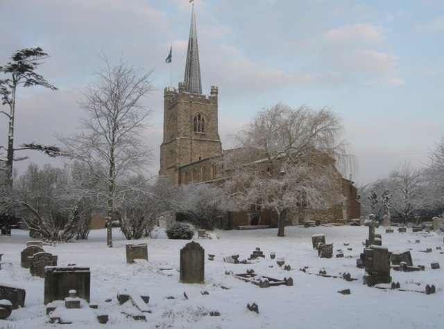 St. Andrews church.  Hornchurch, Essex