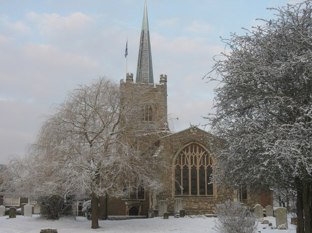 St Andrews Church Hornchurch Es