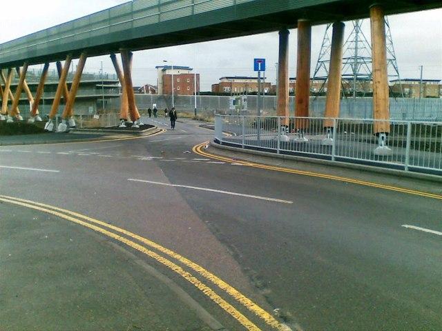 New Footbridge, Rainham