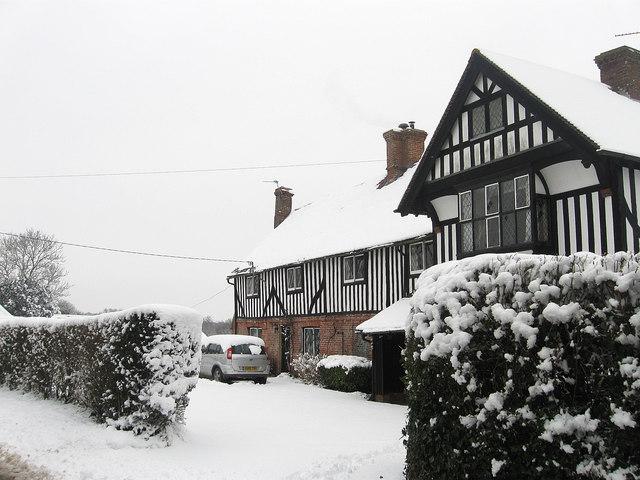 Hale Farm House