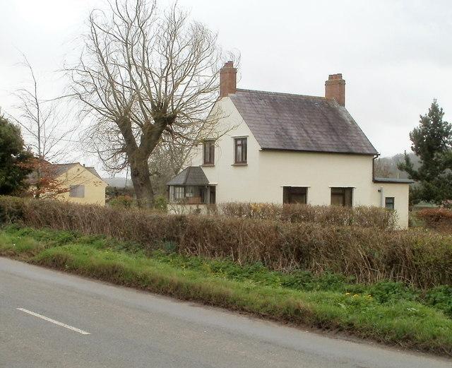 Farmhouse, Ten Elms Farm, Caerwent